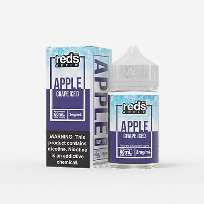 reds apple grape iced e liquid