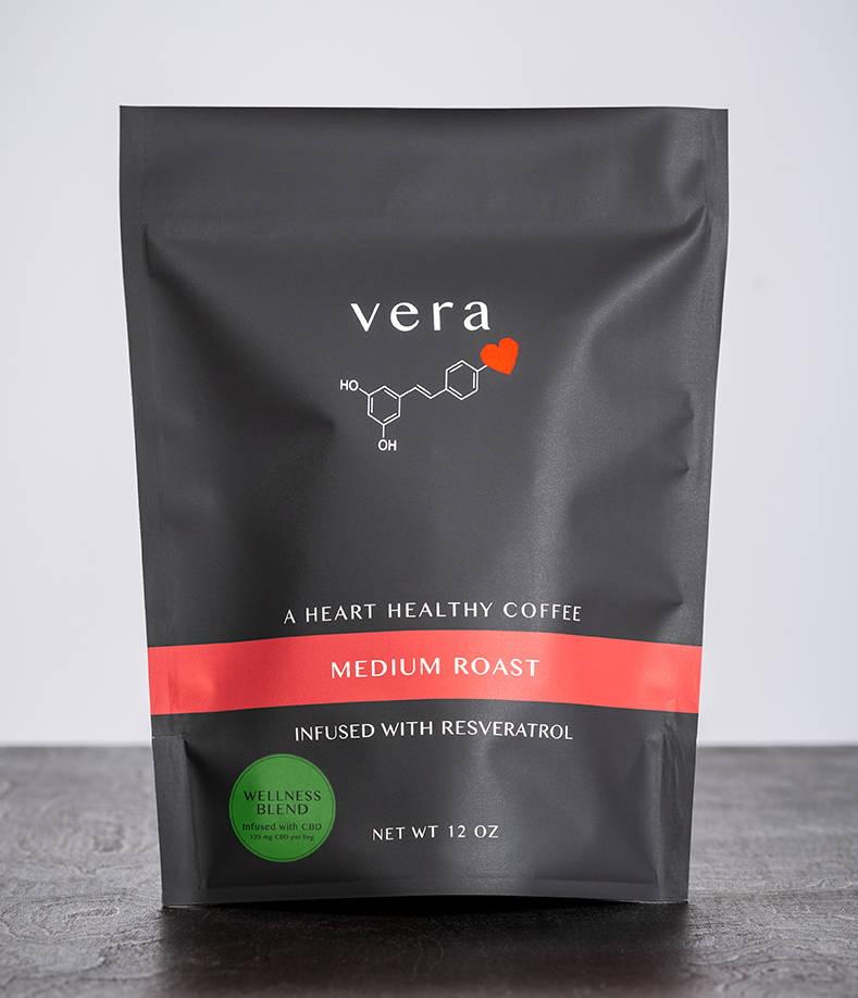 Wellness Blend CBD Coffee