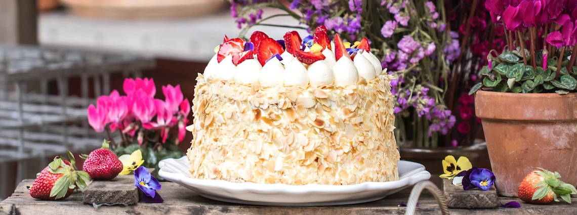 Cakes delivered to your door in Sydney | The Grounds Catering - Order Online
