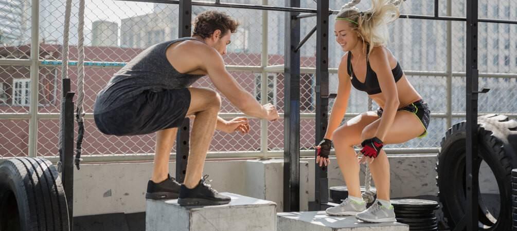 Mit einem Intervall-Timer lässt sich ein HIIT-Workout noch effektiver durchziehen
