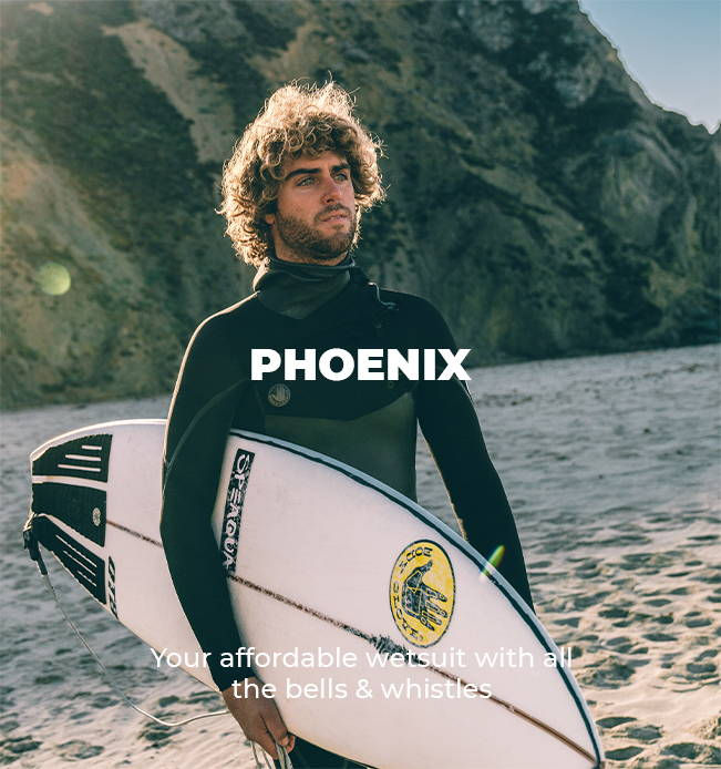 Phoenix - Your affordable wetsuit