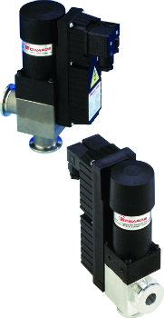 Edwards Solenoid Operation Right Angle