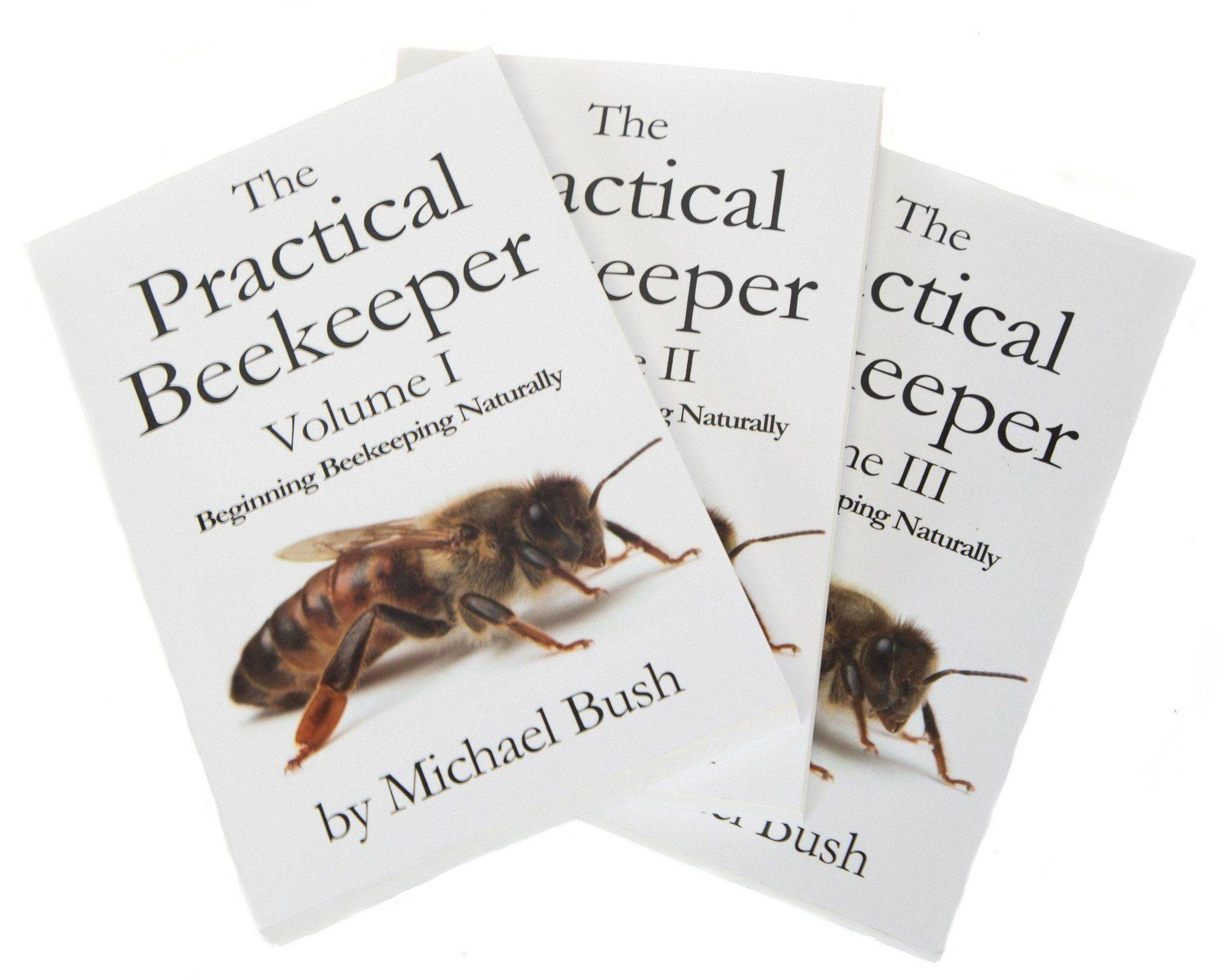 Beekeeper book bundle