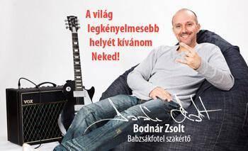 HuppanjBele.hu Babzsákfotel webáruház Zsolti