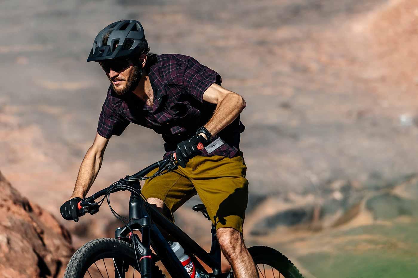 Men's Bike Jersey | Detour Bike Jersey