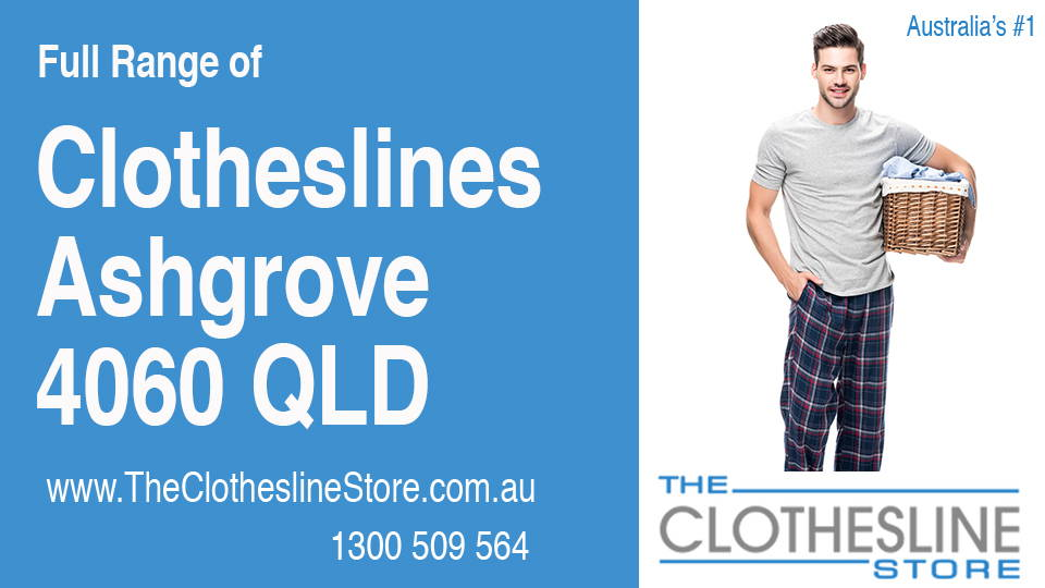 New Clotheslines in Ashgrove Queensland 4060