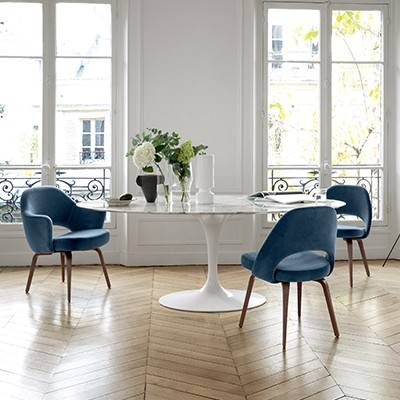 Knoll Dining Tables and Chairs