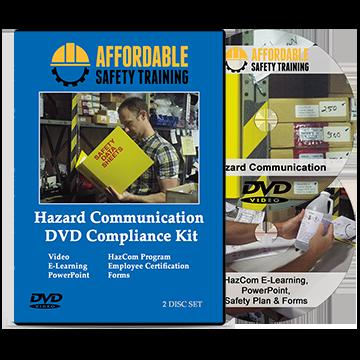 Hazard Communication Training DVD