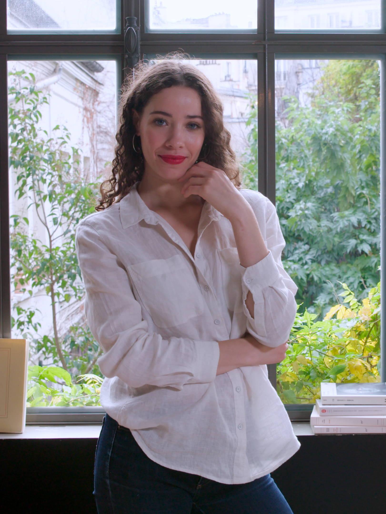 Portrait d'Océane
