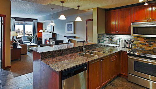 Blackstone Mountain Resort - 3 Bedroom Condo