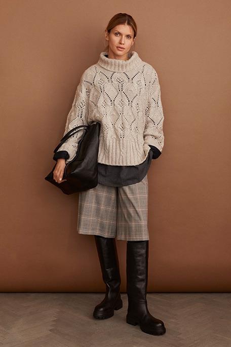 Felisa Knit Sweater & Palana Shorts | Masai Copenhagen