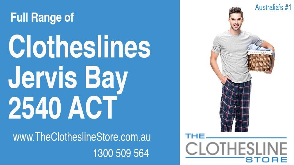 New Clotheslines in Jervis Bay ACT 2540