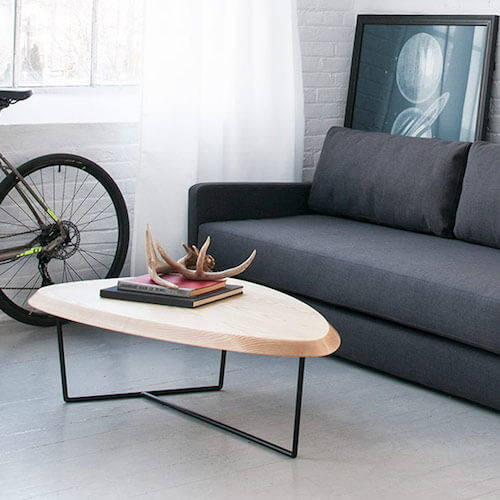 Gus* Hull Coffee Table