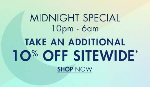10% Off Midhnight Special
