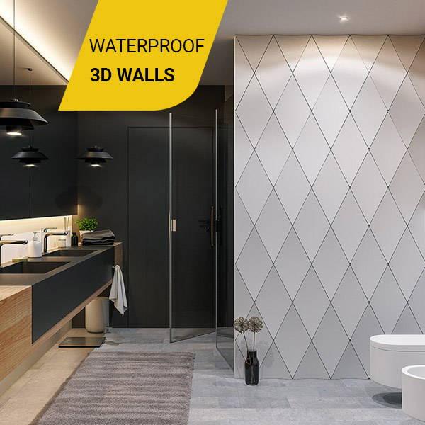 3D Panel - polyFOAM Diamond