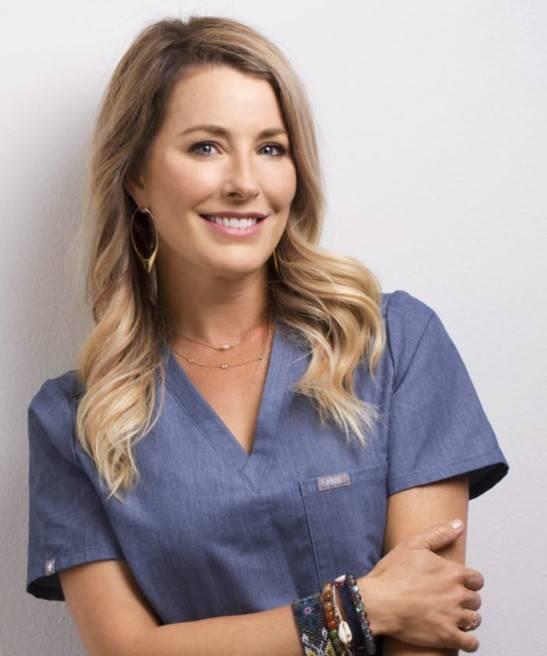 Brooke Nichol Saving Face Austin