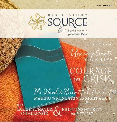 Bible Study Source for Women Magazine