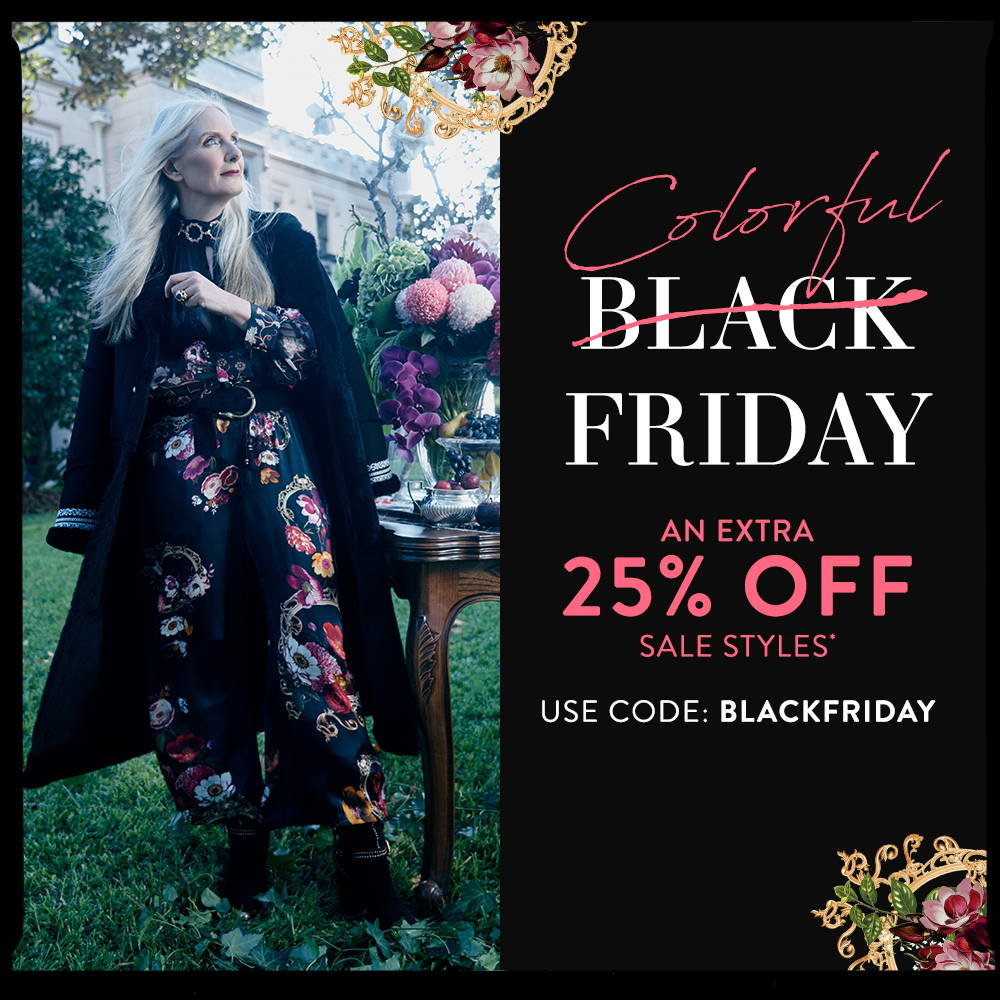 Colorful Black Friday   25% Off SALE* Use Code: BLACKFRIDAY