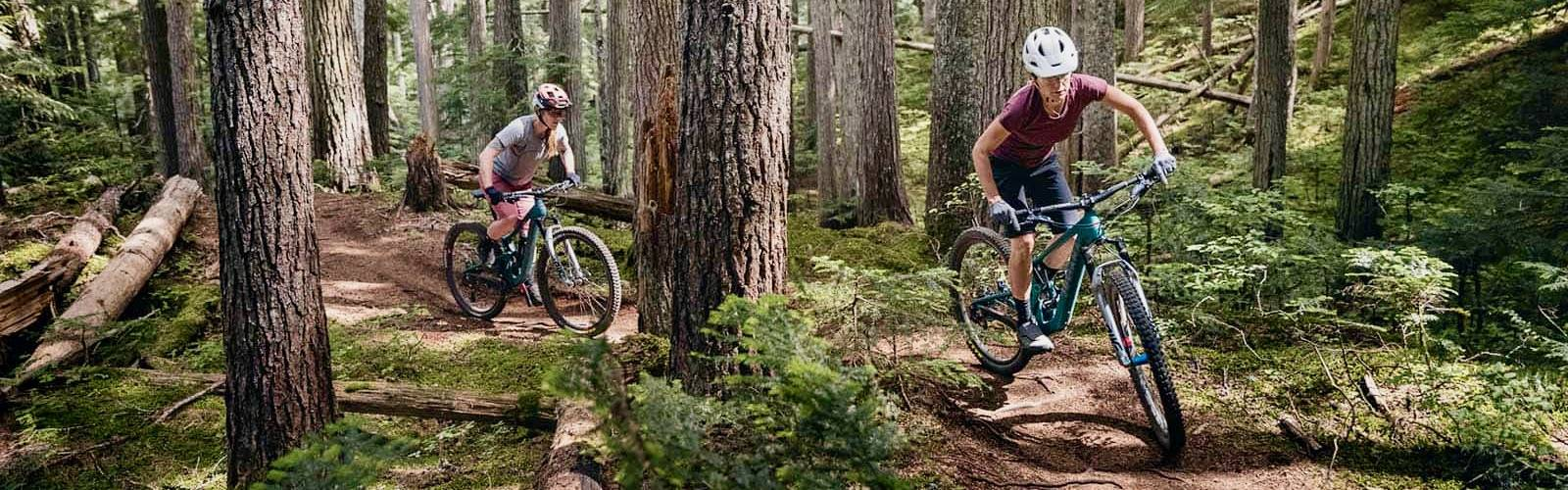 Juliana bikes has the best mountain bikes for women.