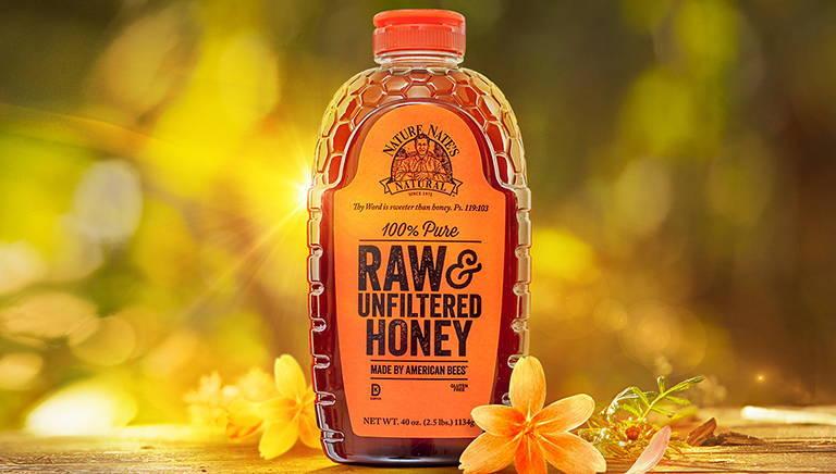 Nature Nate's Honey