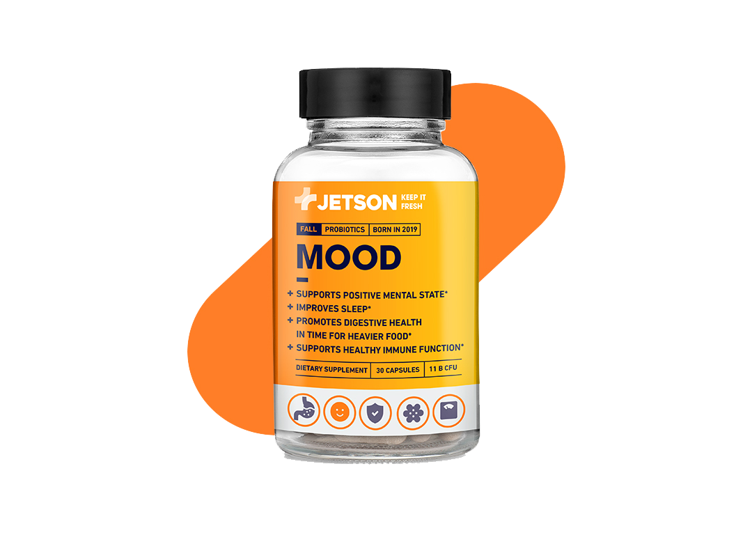 Jetson Mood Fall Probiotics