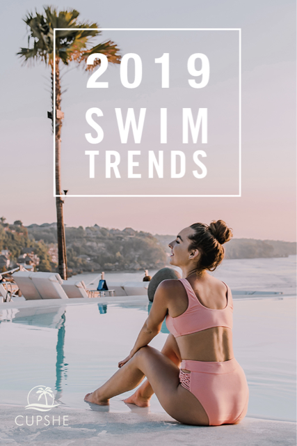 2019 Swimsuit Trends