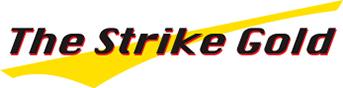 the strike gold logo