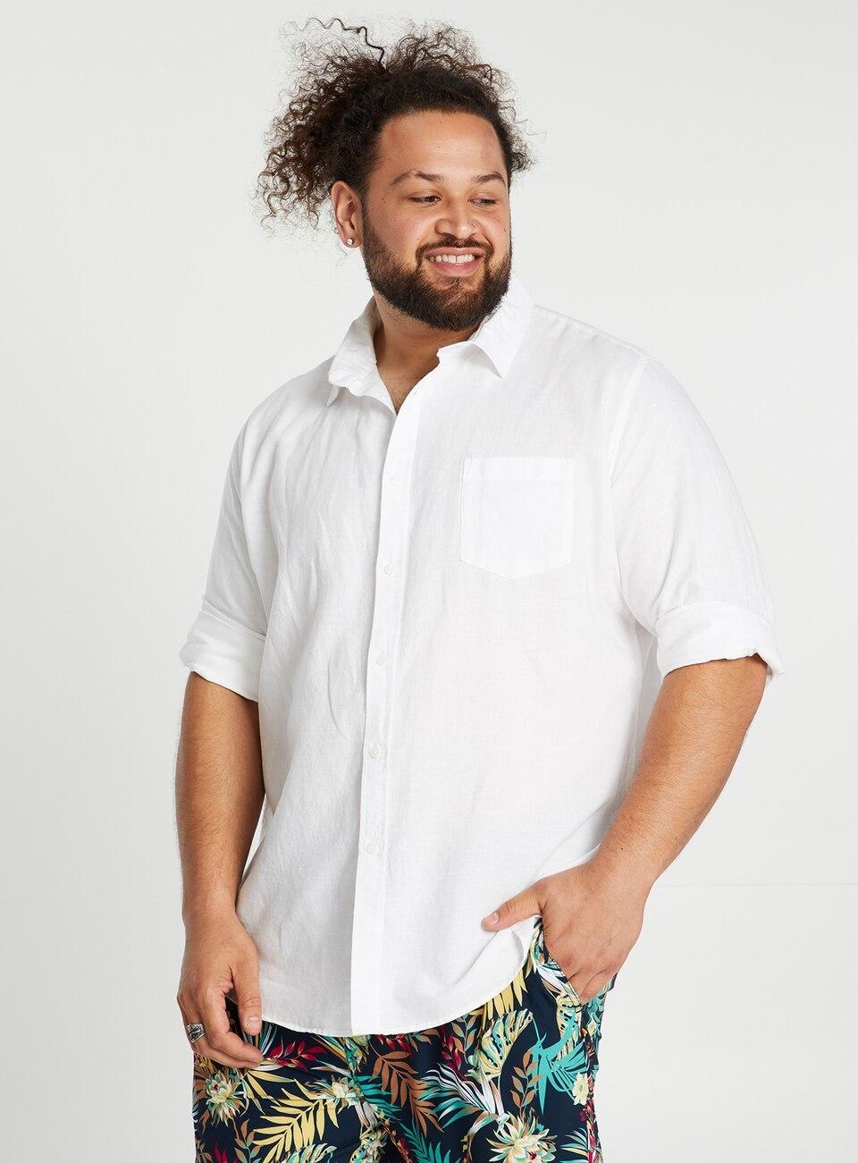 Anders Linen Shirt