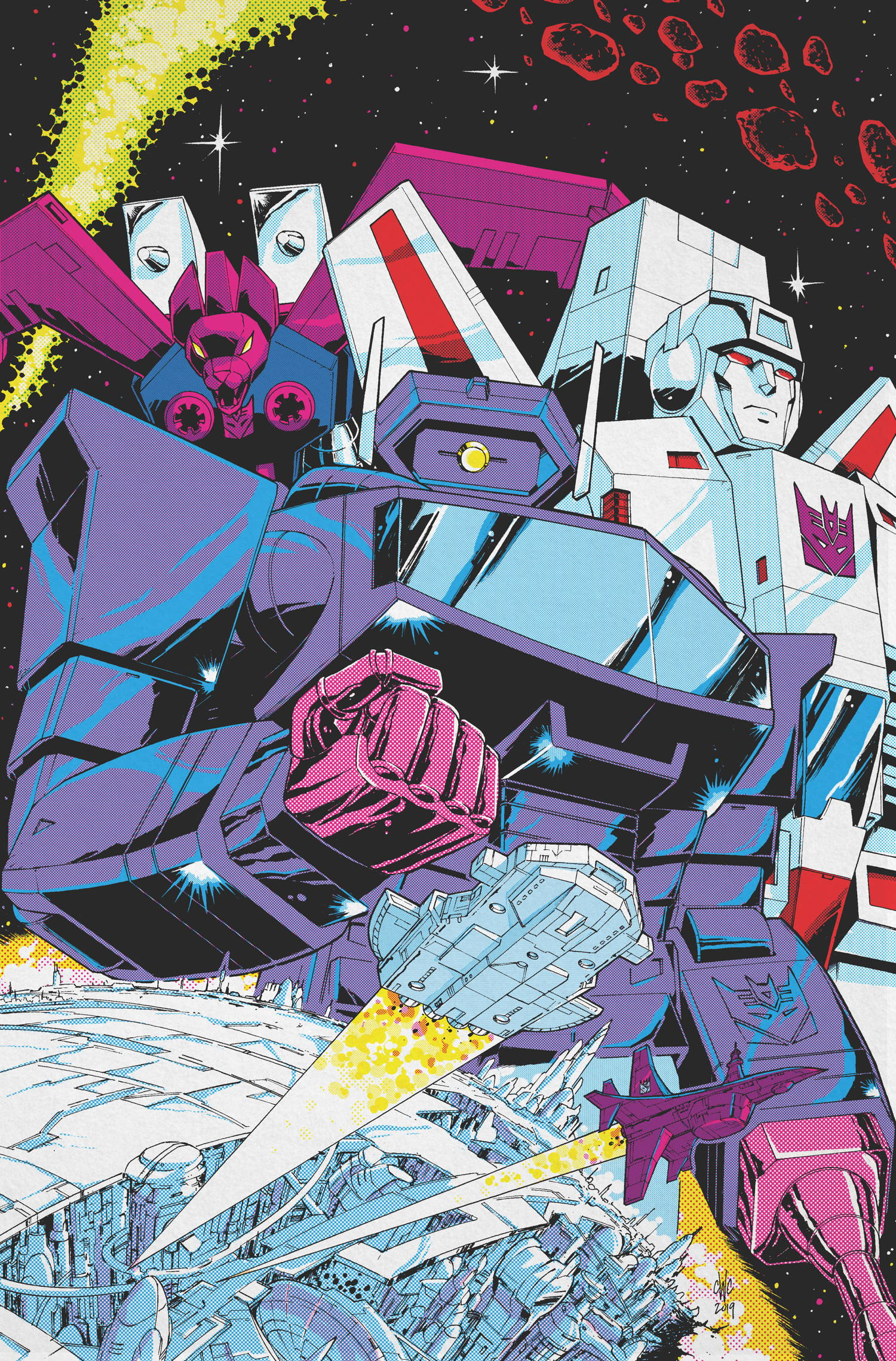 Transformers News: Transformers '84: Secrets & Lies Mini-Series Revealed with Interview with Editor David Mariotte
