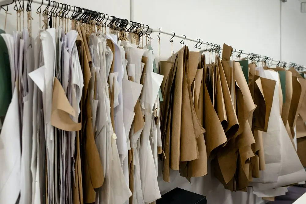Steps to manufacturing clothing