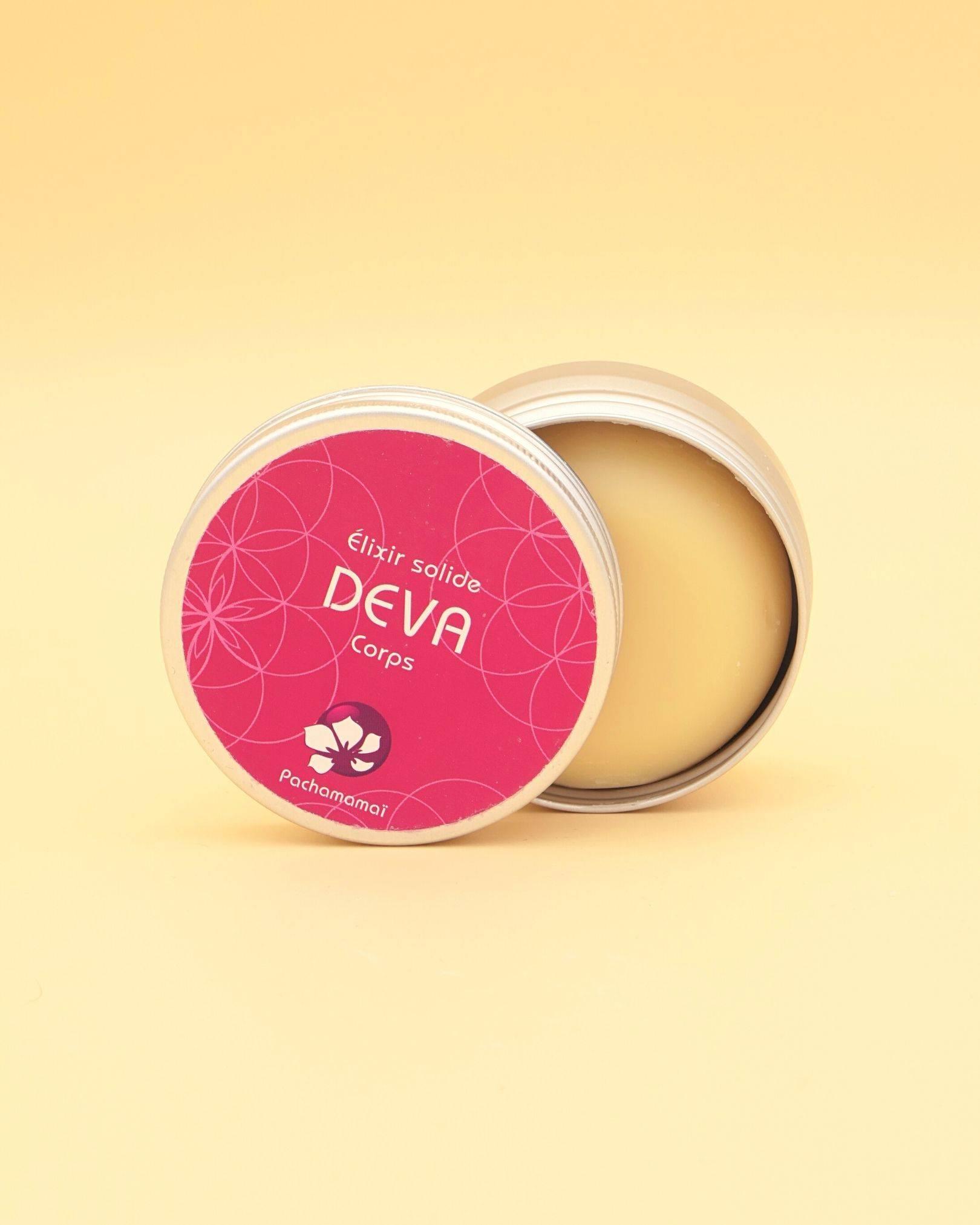Crème hydratante solide Deva