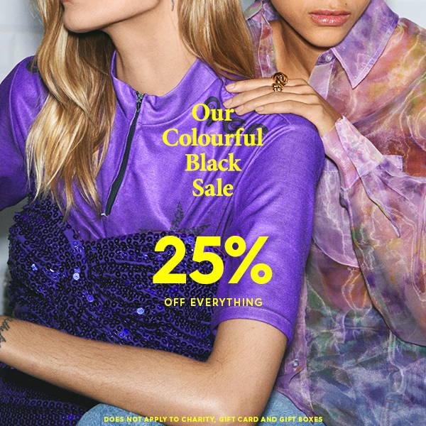 Shop Black Sale