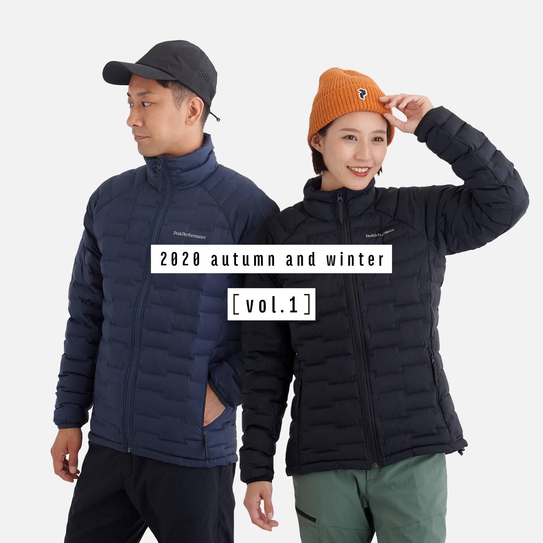 いよいよ寒くなってきた、 秋冬の定番「インサレーションジャケット」