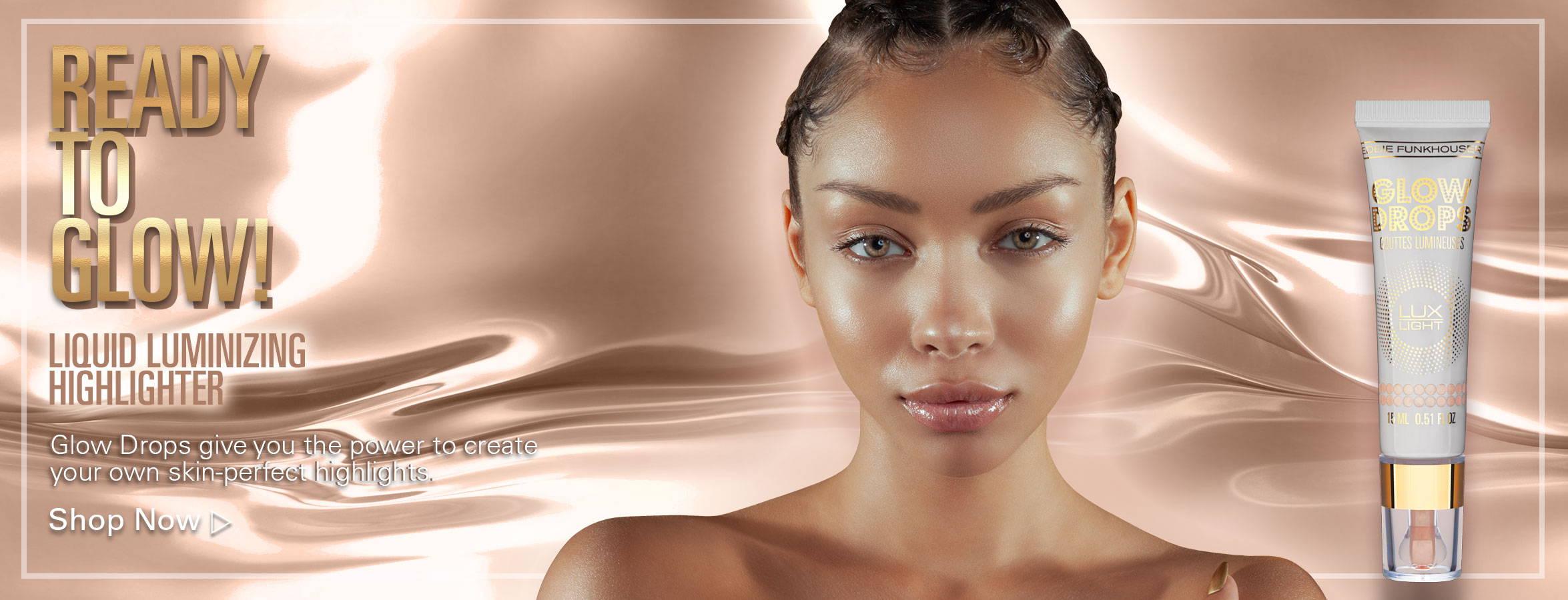 Eddie Funkhouser Cosmetics Luxlight Glow Drops