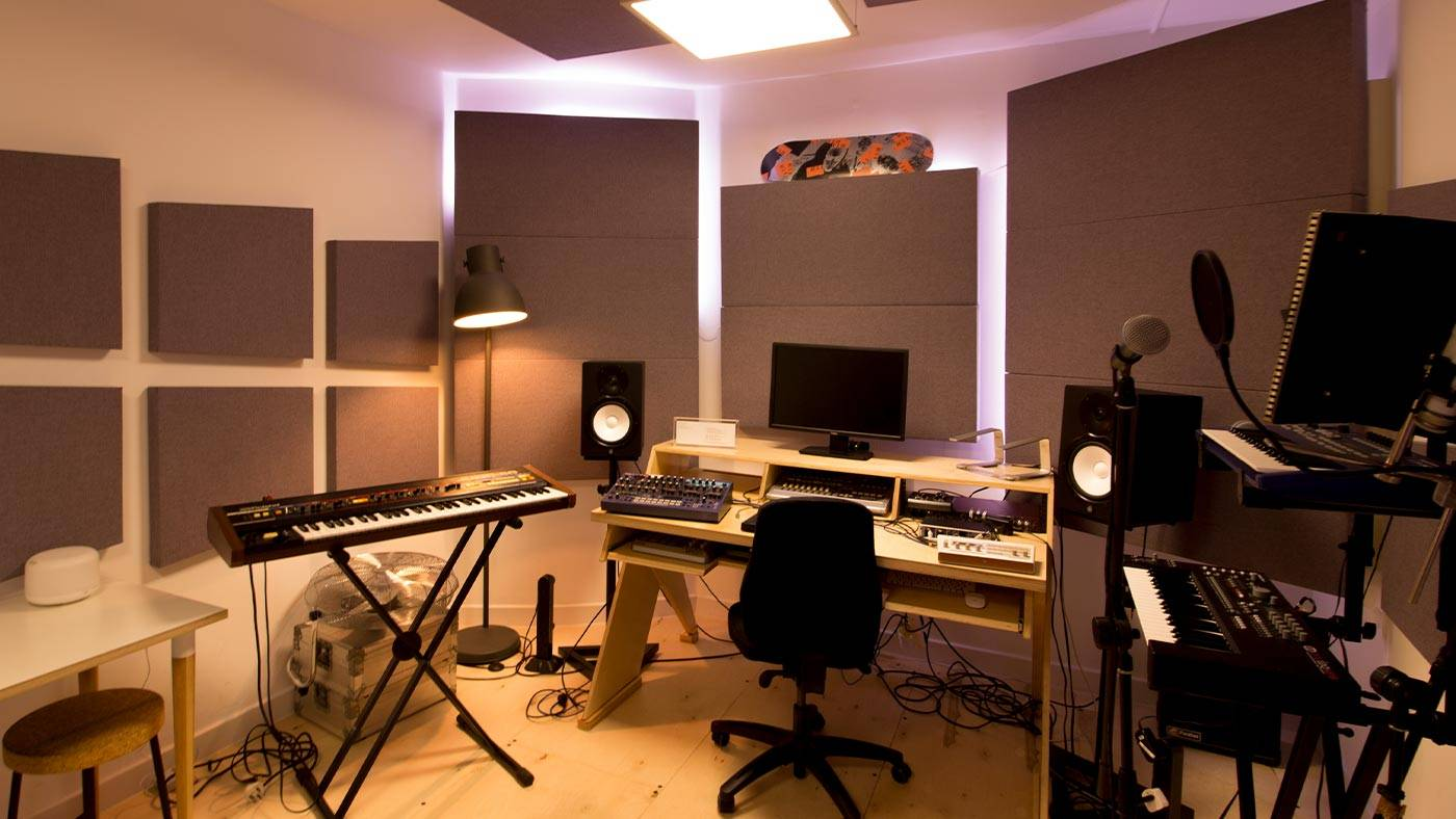 Click here to see the Warp Records Acoustic Treatment Case Study