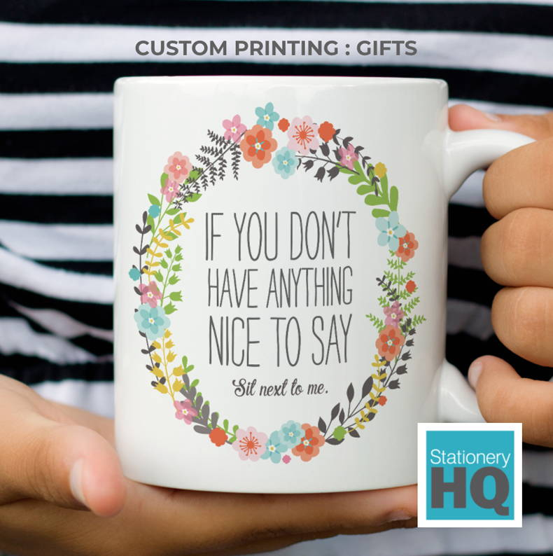 Custom Gift Printing