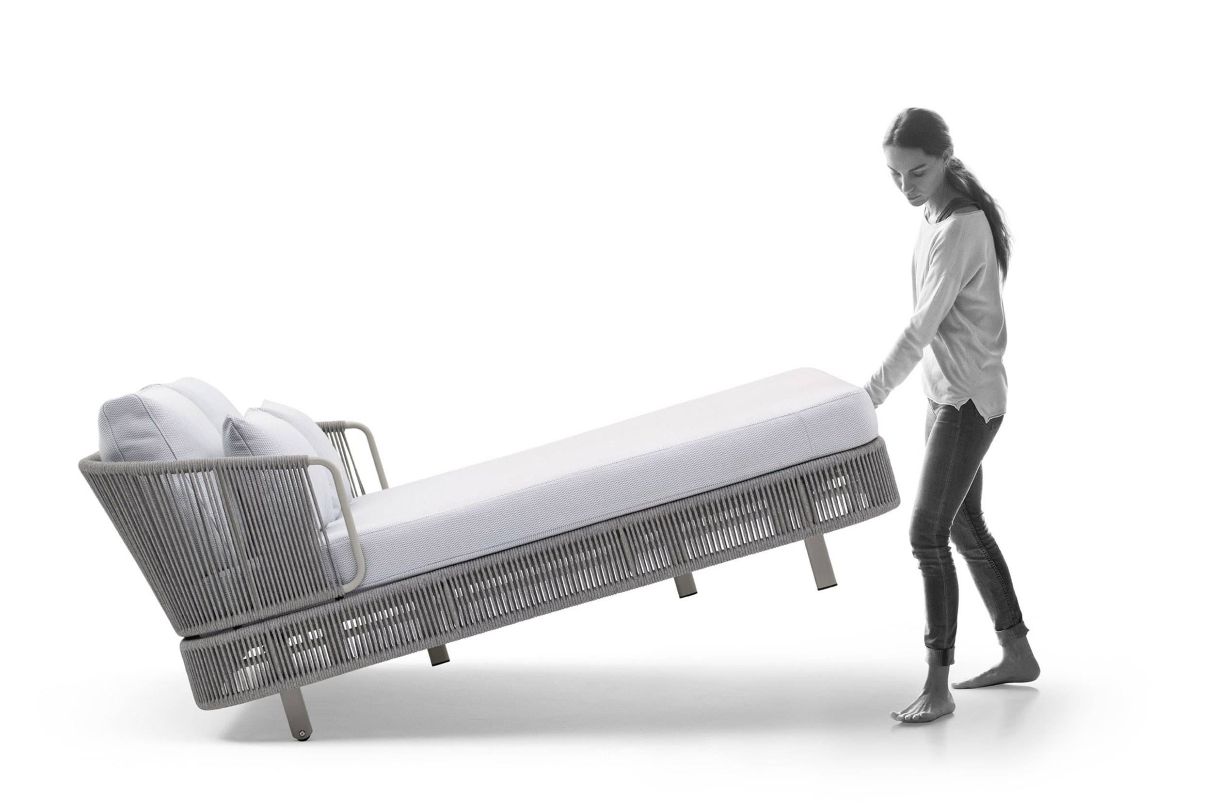 Tibidabo Daybed from Varaschin