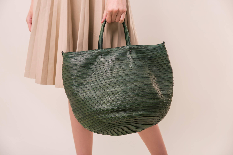 Majo leather bag
