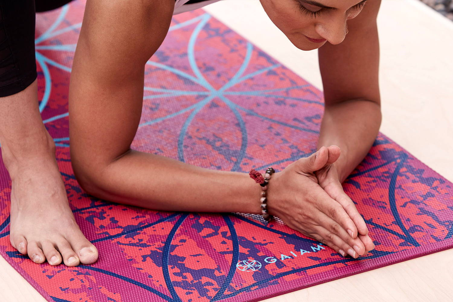 Learn about yoga mat thickness