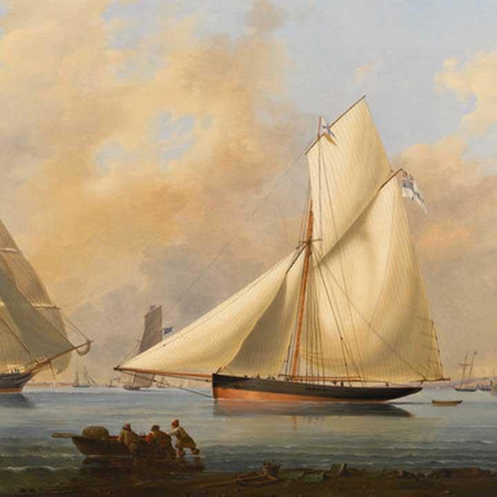 Arthur Wellington Fowles Art