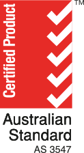 AS3547 Australian Standards Logo