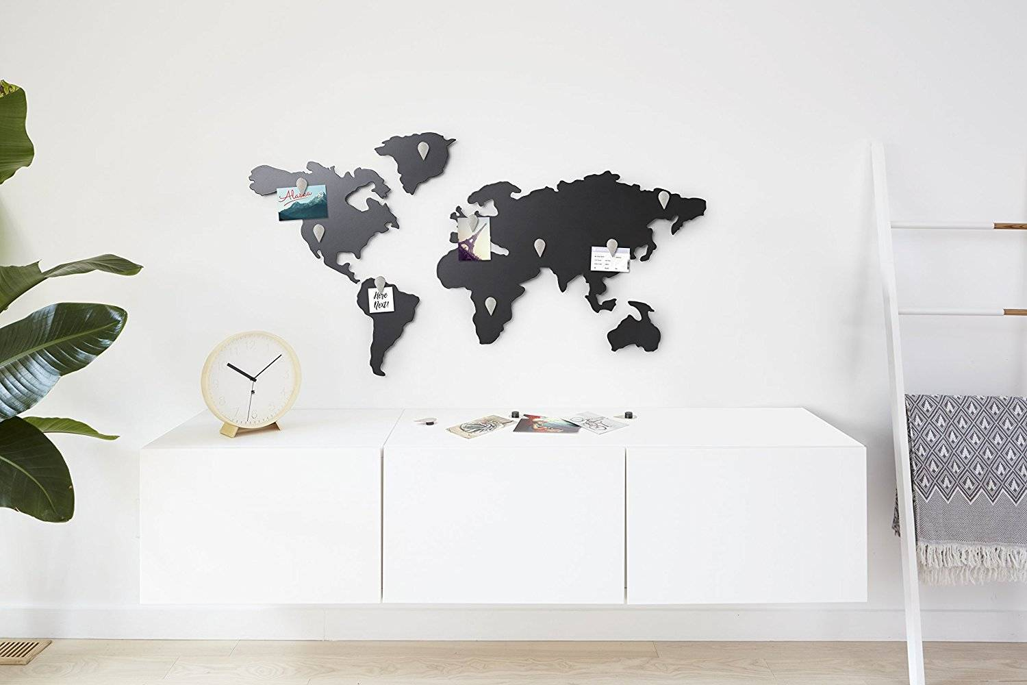UMBRA MAPPIT WALL DECOR