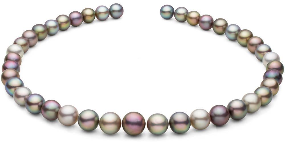 Pearl Colors: Black Sea of Cortez Pearls