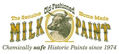 Old Fashioned Milk Paint Company Logo