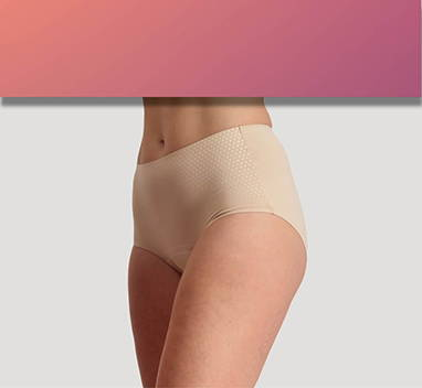 Shop Women's Bladder Leakage Underwear with Verified Performance - Just'nCase by Confitex