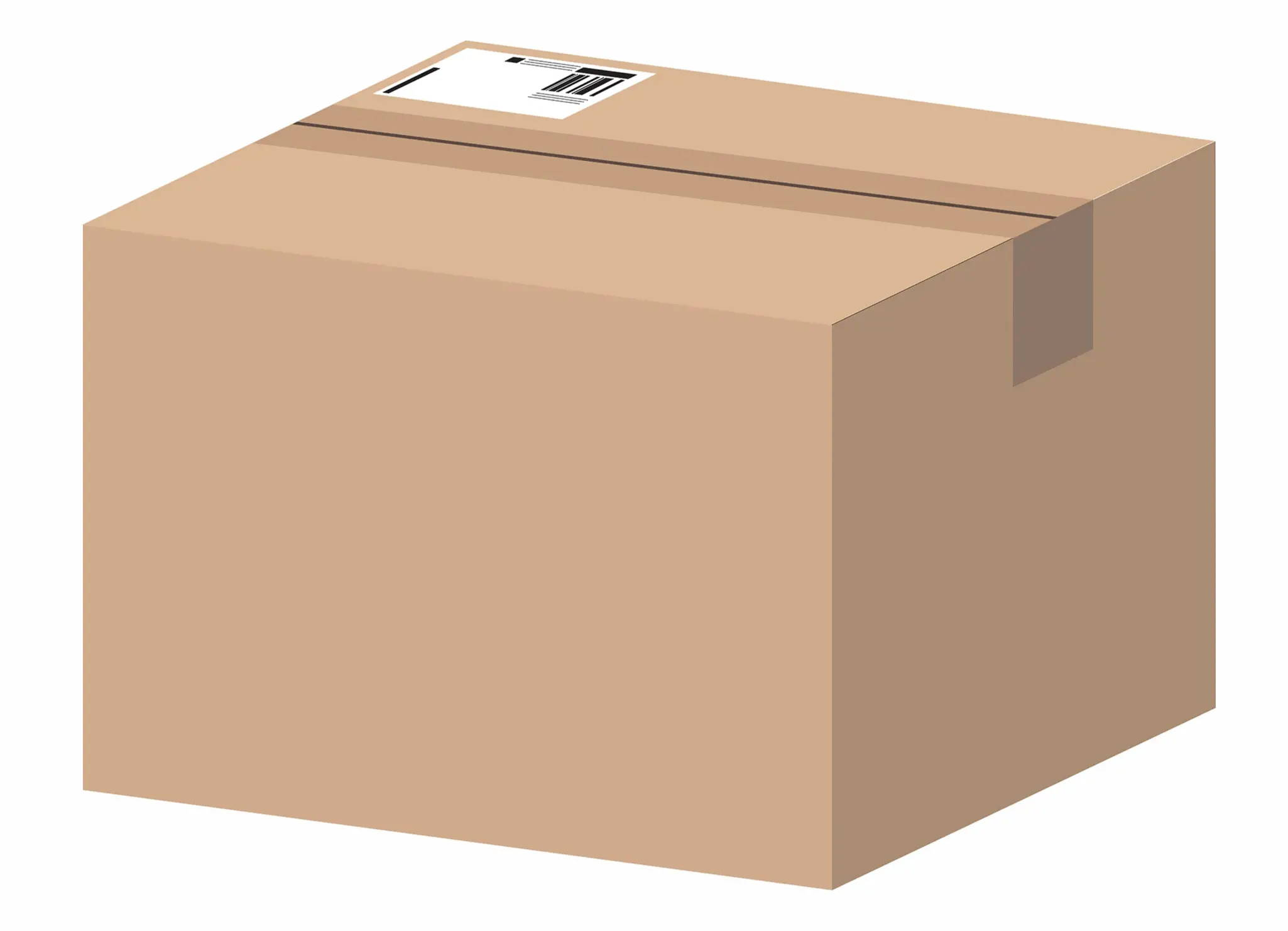 All purchases are sent in a discreet brown box with discreet shipping labelling