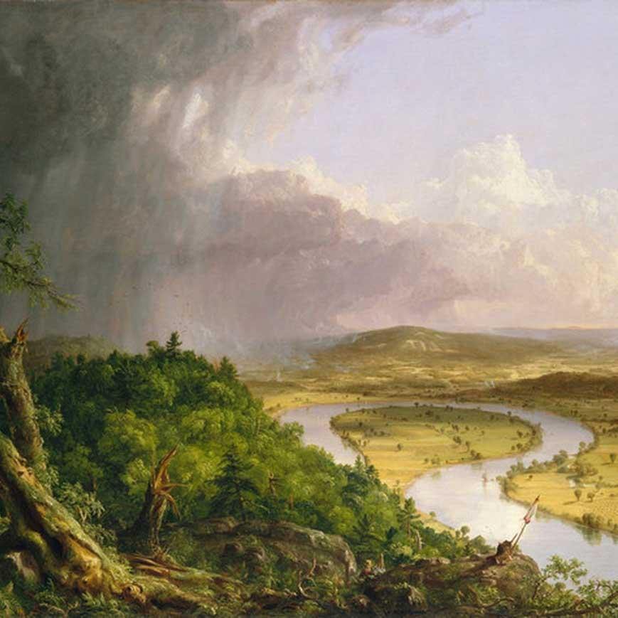 Thomas Cole Art