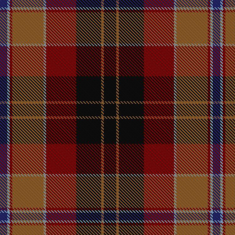 Stand Up! Records tartan