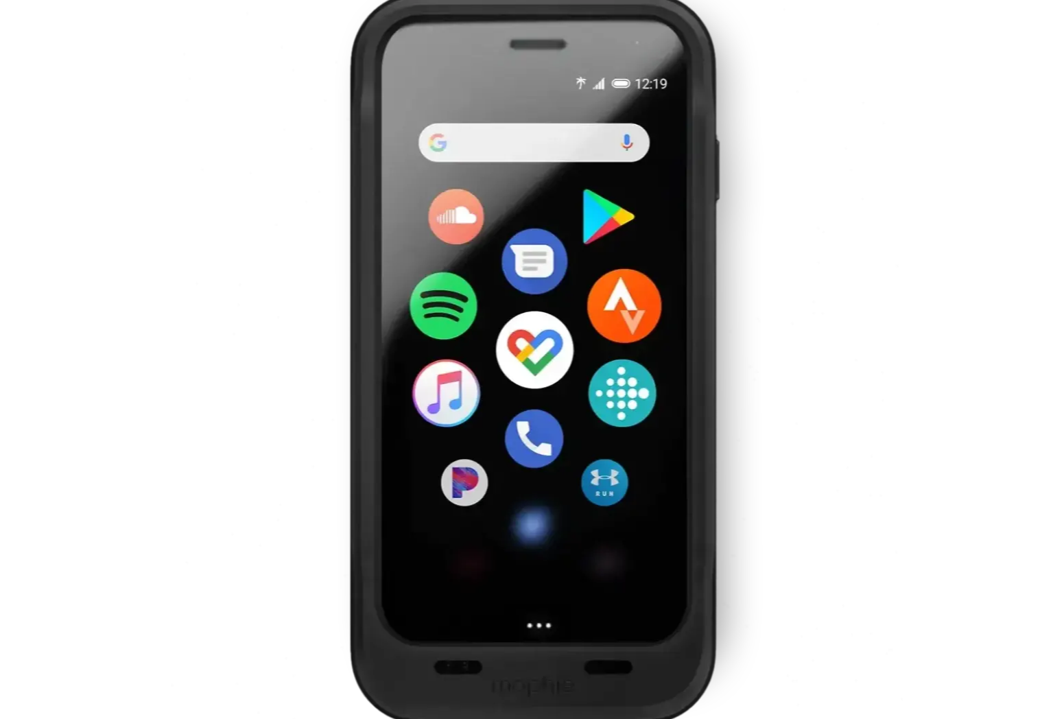 Palm Product The Best Small Phone For Minimalists Athletes And Kids