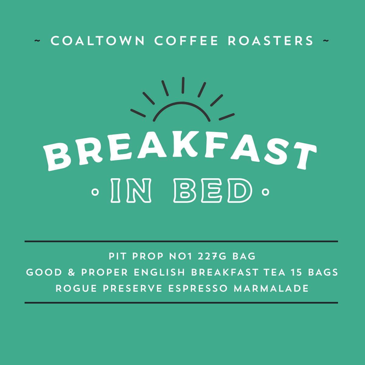 Breakfast In Bed Kit